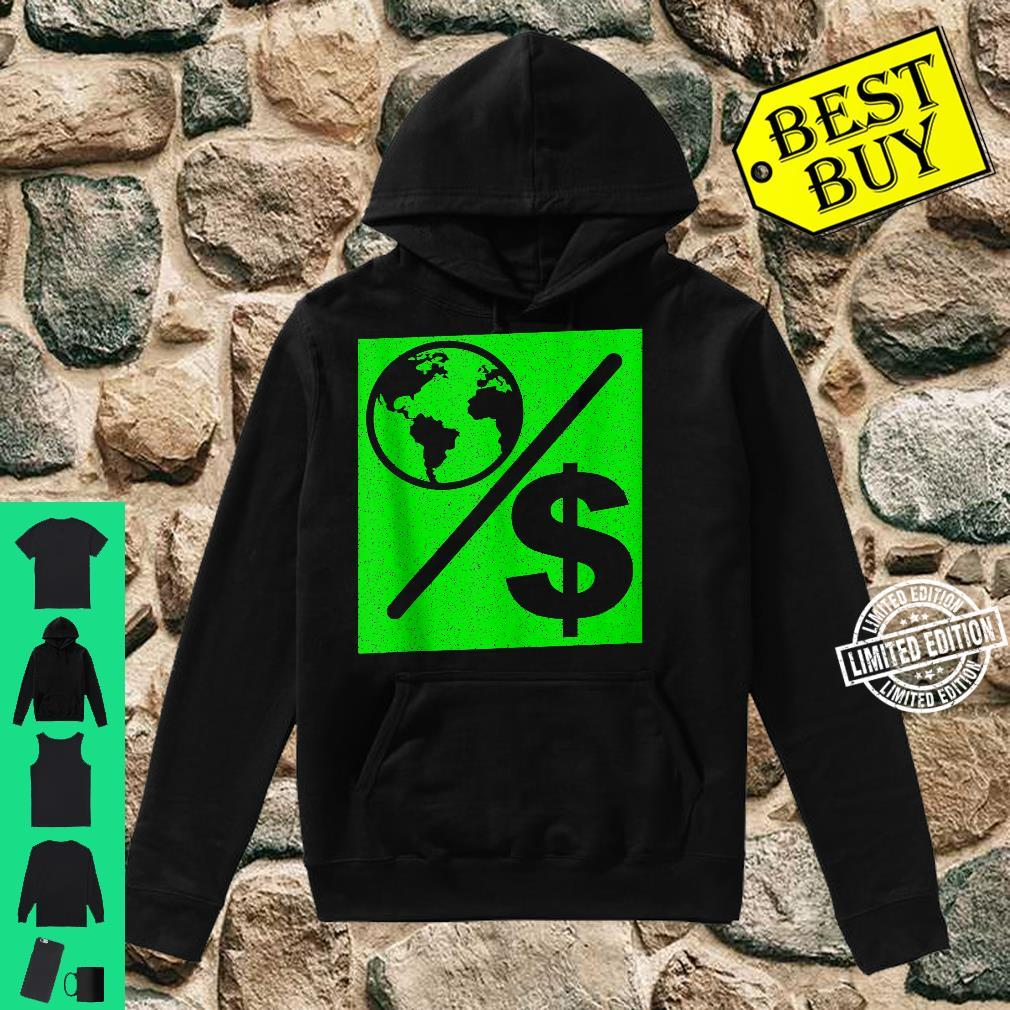 Happy Earth Day 51th Anniversary Planet Over Profit Teacher Shirt hoodie