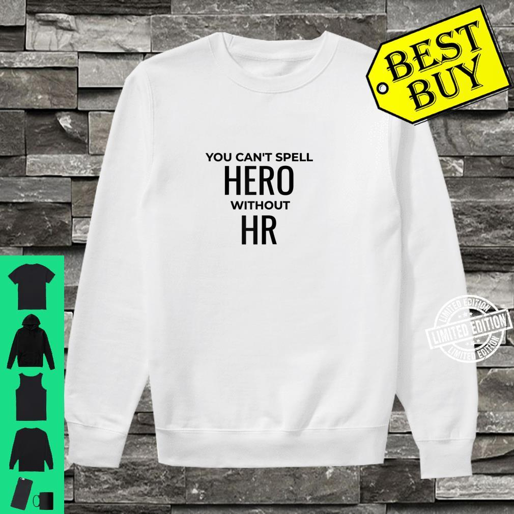 Human Resources Manager HR Professional Shirt sweater