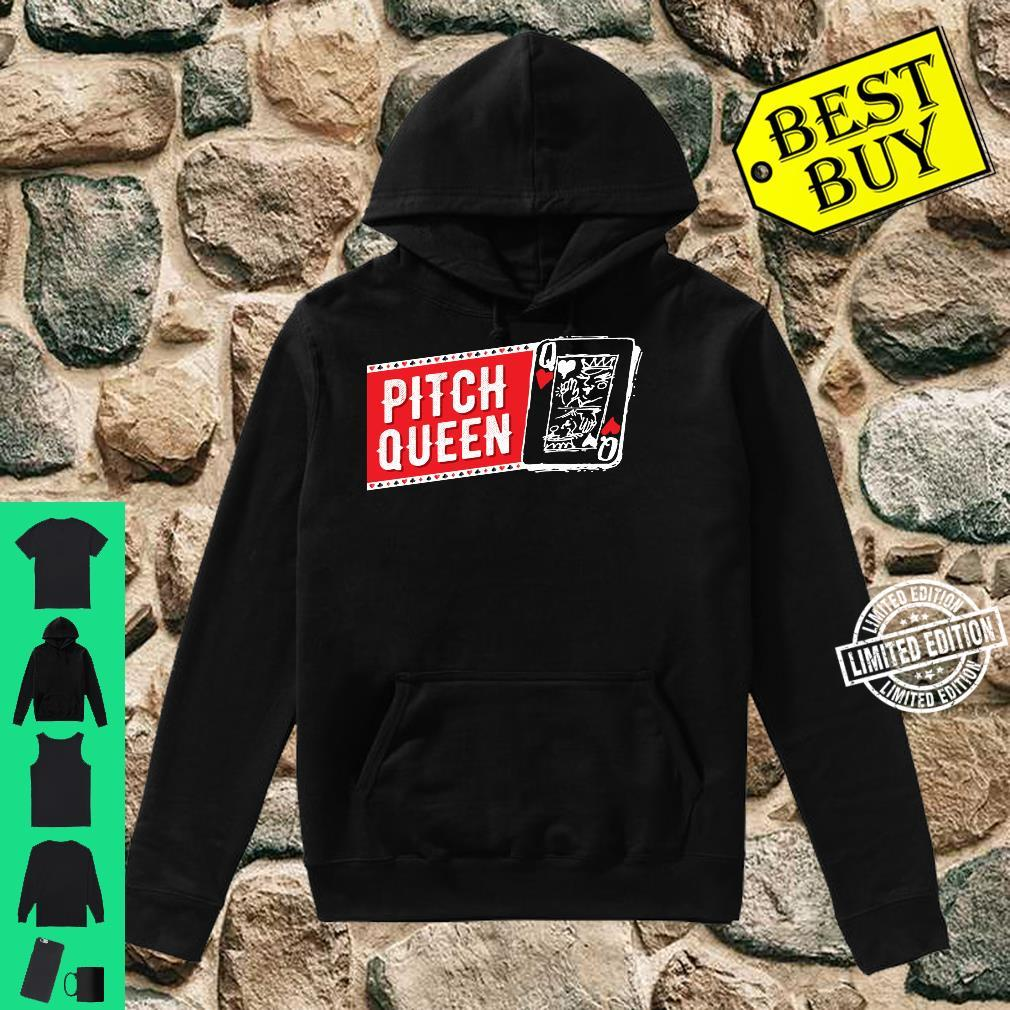 Pitch Queen, Pitch Player Cool Cards Shirt hoodie
