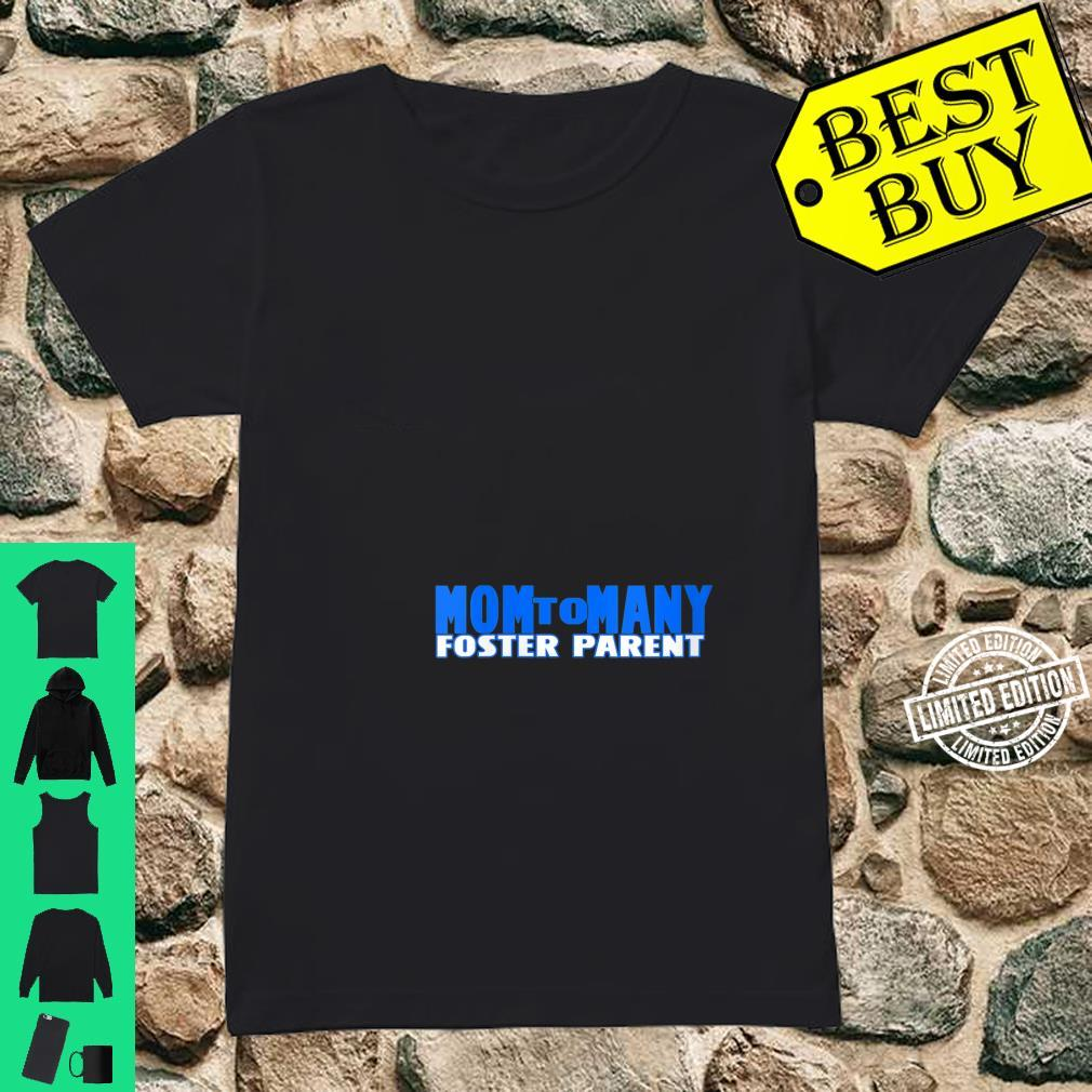 Womens Foster Parent Dad Price Foster Care Shirt ladies tee