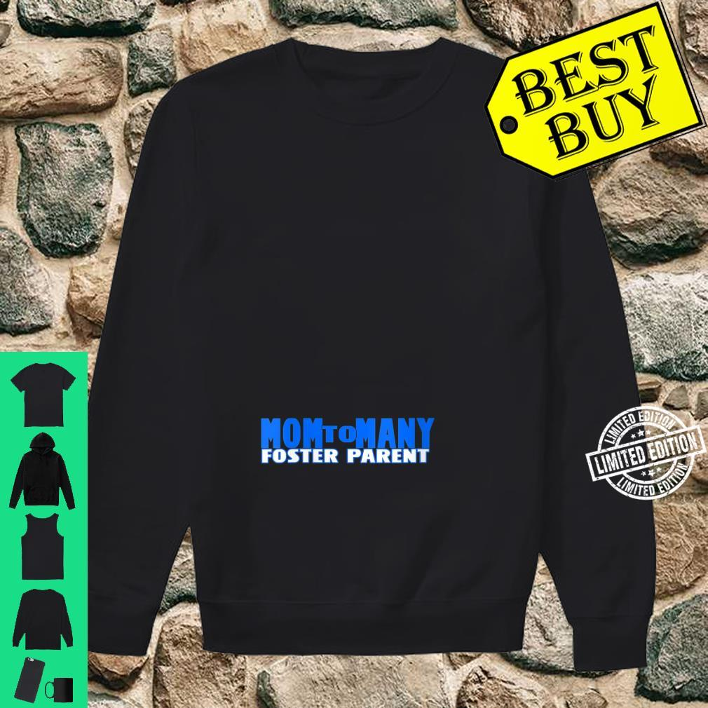 Womens Foster Parent Dad Price Foster Care Shirt sweater